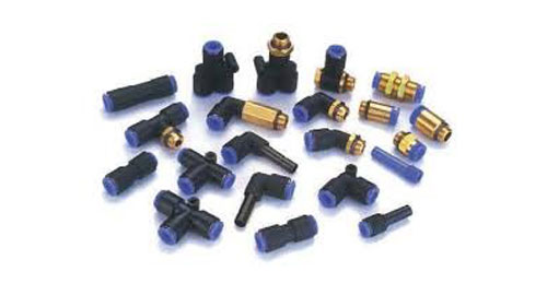 PNEUMATIC PUSHING FITTINGS