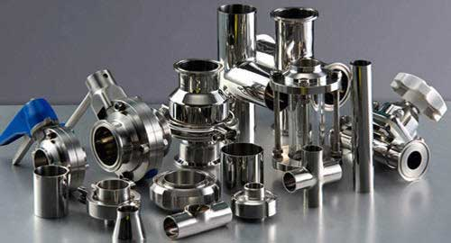 SS FITTINGS & DAIRY FITTINGS