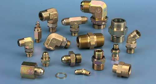 HYDRAULLIC FITTINGS